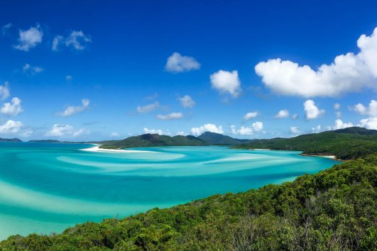 The Whitsundays