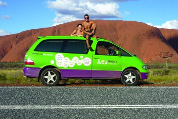 jucy campervan hire australia condo crib champ east coast backpacker