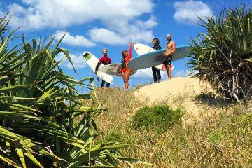 ultimate australia surf package mojo surf east coast noosa byron bay