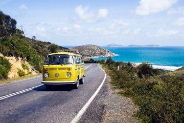 great ocean road day trip vw camper hike and seek melbourne australia