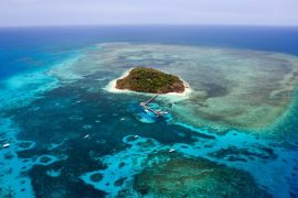 gsl aviation scenic flight cairns great barrier reef