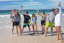 jervis bay day tour sydney backpacker coast warriors
