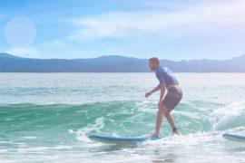 learn to surf in byron bay australia soul surf school backpacker east coast surfing